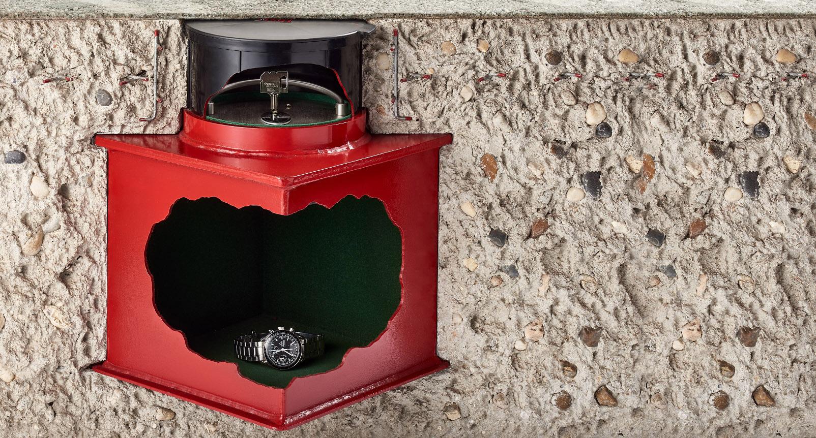 Home Safe, Hidden safes, Underground safes, 01621 862517, How it works, Hamber Safes, Hamber Safes